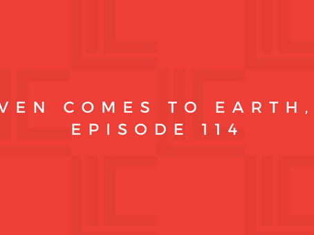 Leadership in Context: Heaven Comes to Earth, pt1
