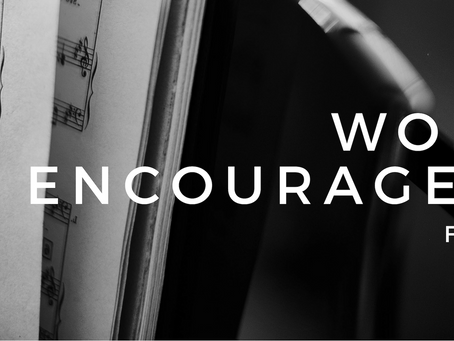 Worship Encouragement-It's about the heart.
