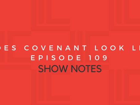 Leadership in Context Episode 109 Show Notes