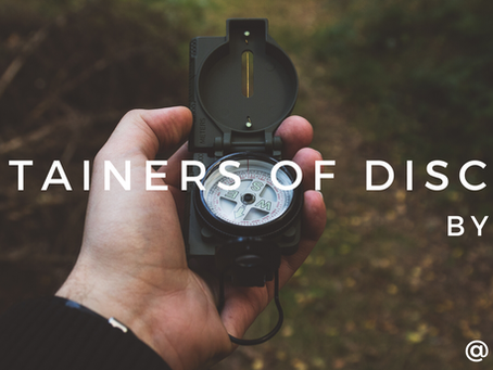 Containers Of Discipleship