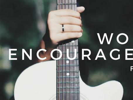 Worship Encouragement- Set Planning