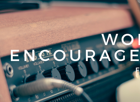Worship Encouragement-  Auditions: The Practical