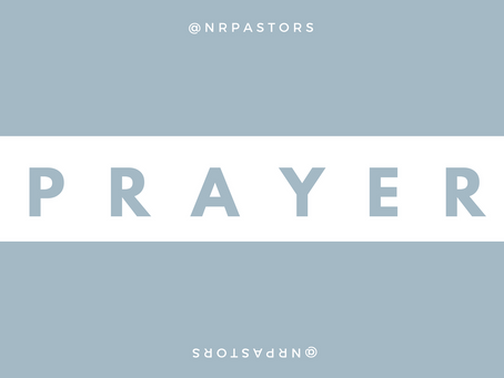 Monthly Prayer Focus--July