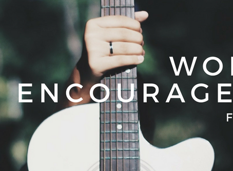 Worship Encouragement-  Easter Set list