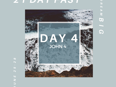 21 Day Fast::Day 4