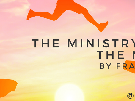 THE MINISTRY BEHIND THE MINISTRY