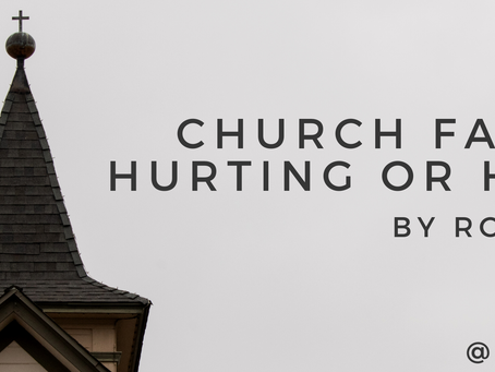 Church Facilities: Helping or hurting your ministry?