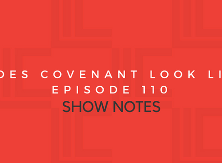 Leadership in Context Episode 110 Show Notes