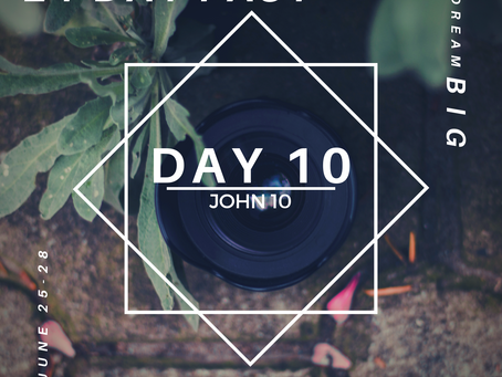 21 Day Fast::Day 10