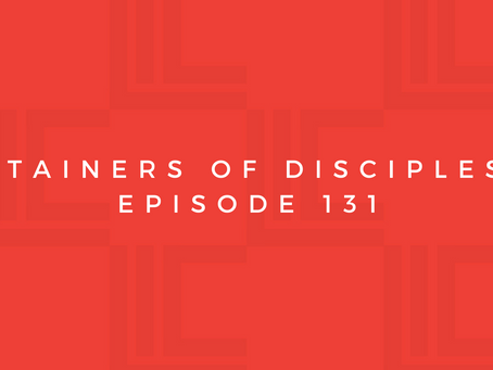 Leadership in Context: Containers of Discipleship