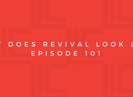 Leadership in Context: What Does Revival Look Like?