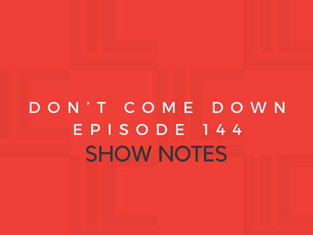 Leadership in Context Episode 144 Show Notes
