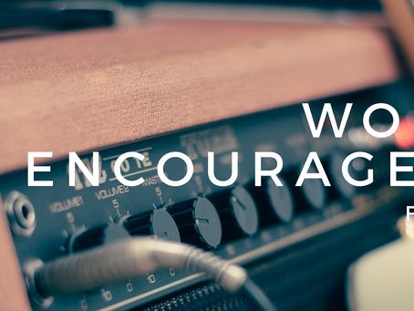 Worship Encouragement-Fresh Oil