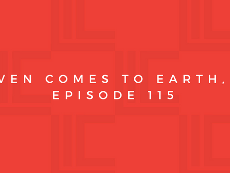 Leadership in Context: Heaven Comes to Earth, pt2
