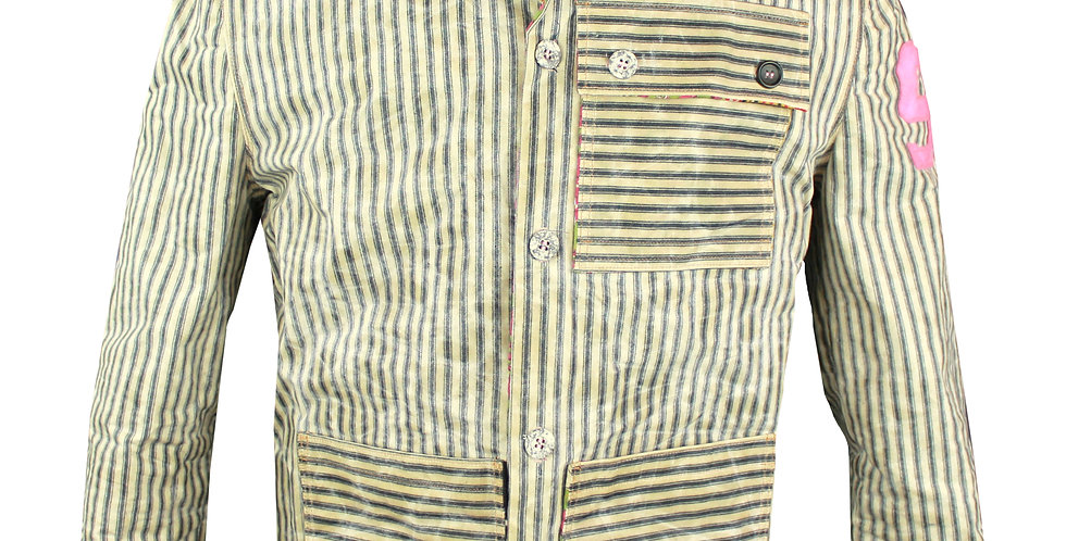 AdventureLess Striped Jacket