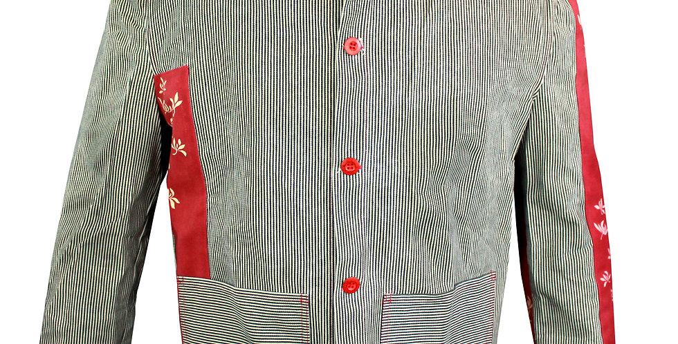 Waxed Unlined Jacket