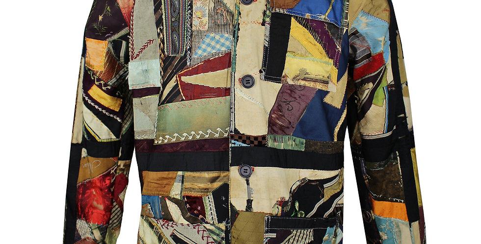 1882 Crazy Quilt Jacket
