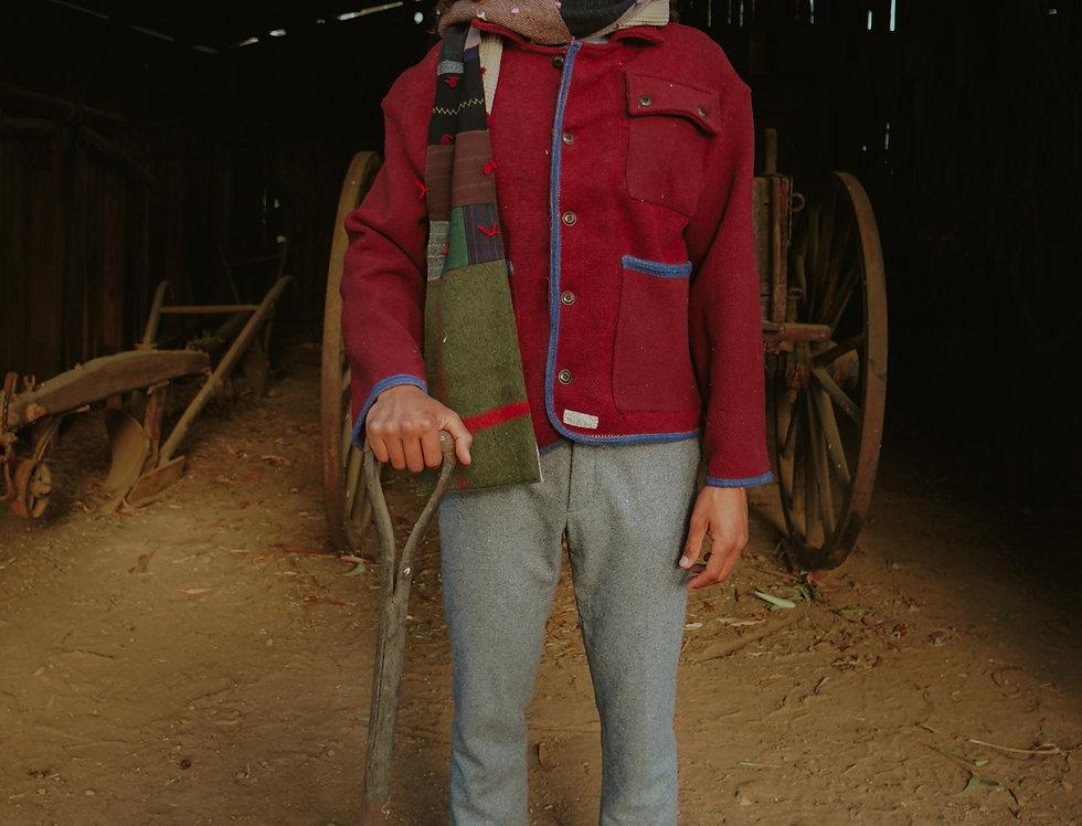 S.C. Camp Blanket Jacket (L/XL)