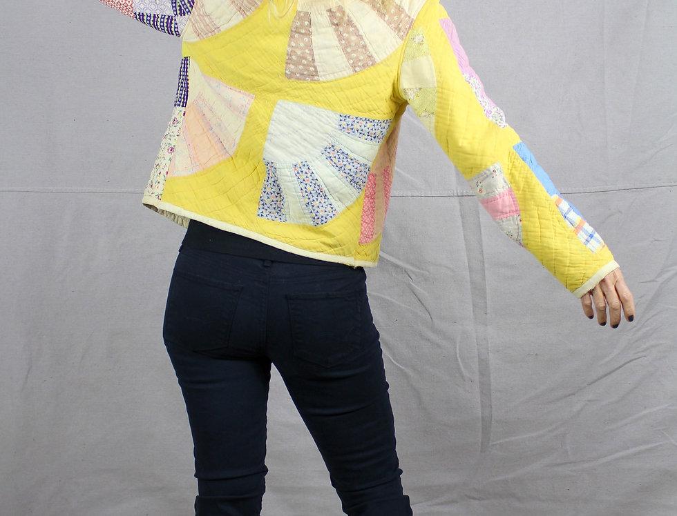 Assemblage Quilt Jacket