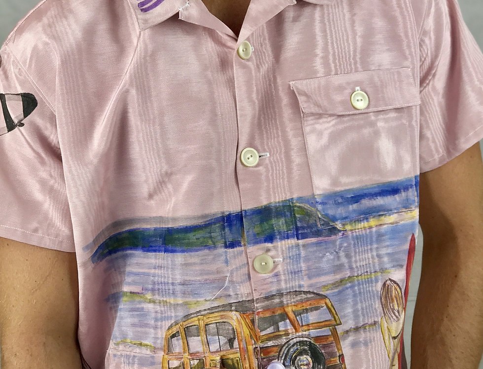 Maui Moire Shirt