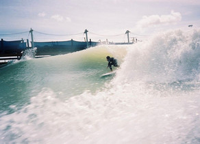 The Prospect of Wave Pools