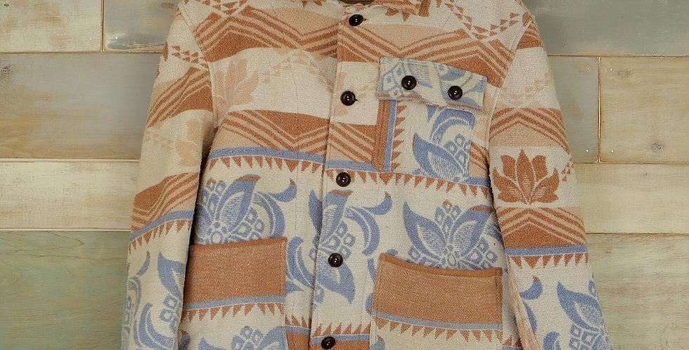 Southwest Camp Blanket Jacket (M/L)