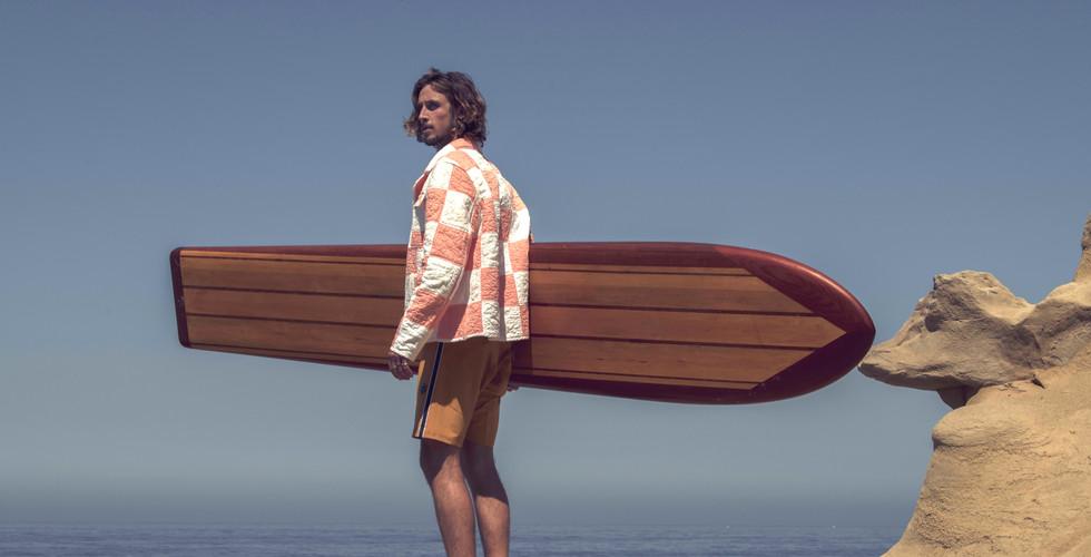 Stan S/S 2021 Surf Lifestyle