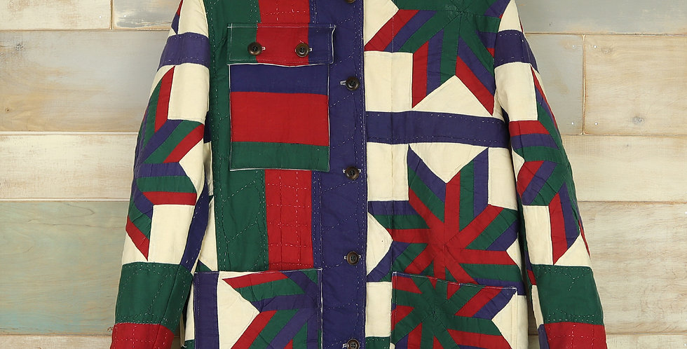 Wilkesboro Star Quilt Jacket (M)