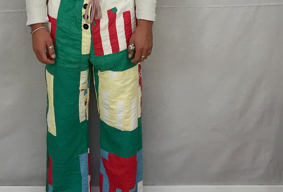 Cabin Quilt Pants