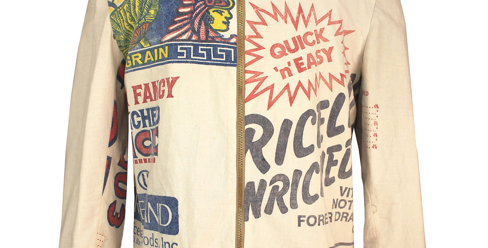 1930 Rice Sack Jacket