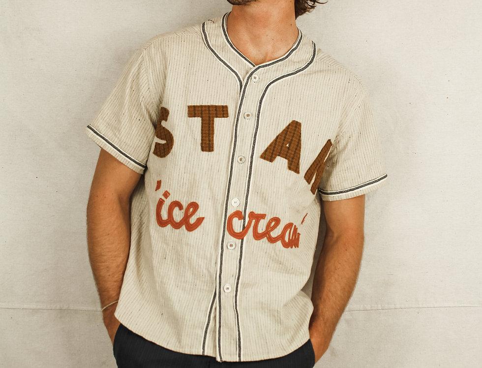 Stan Ice Cream Baseball Shirt