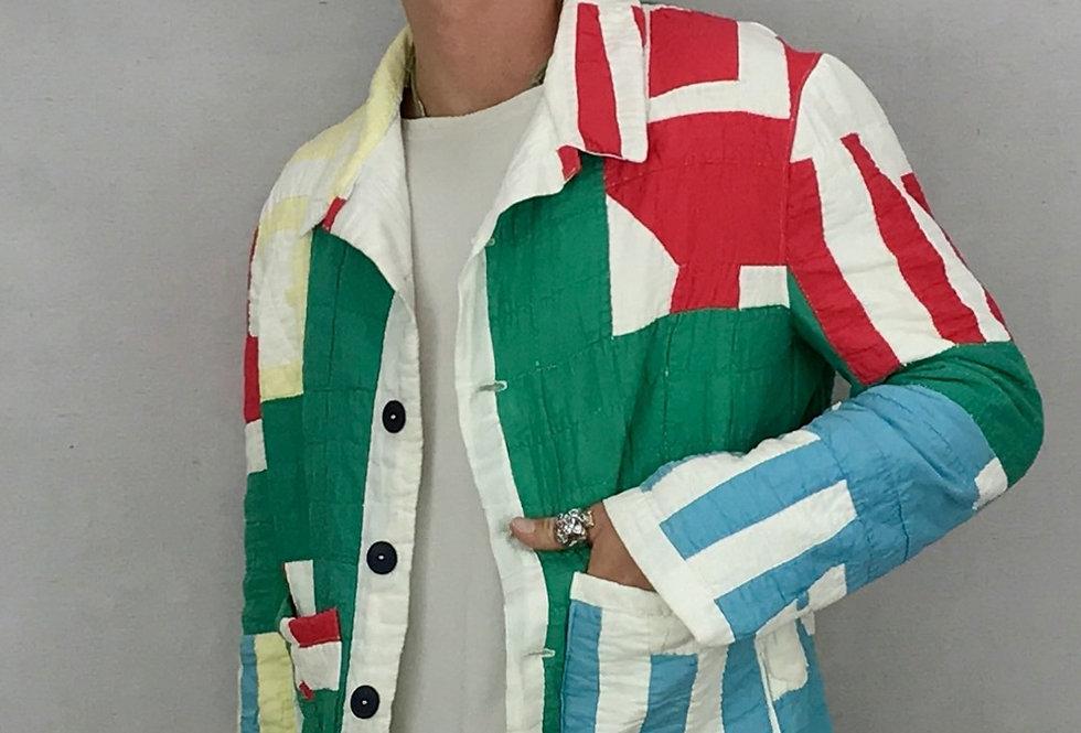 Cabin Quilt Jacket
