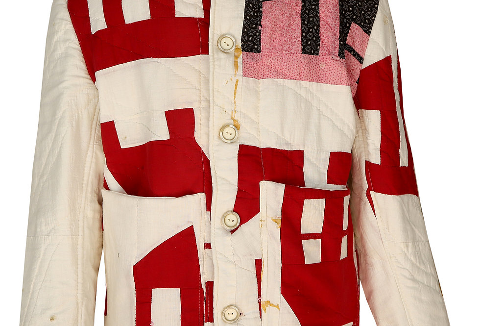 Red House Quilt Jacket (L/XL)