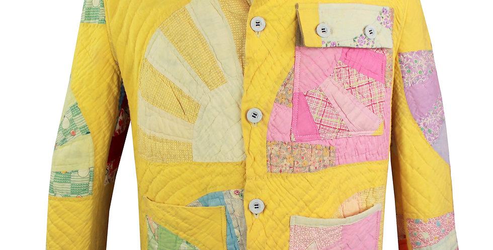 Sunrise Quilt Jacket