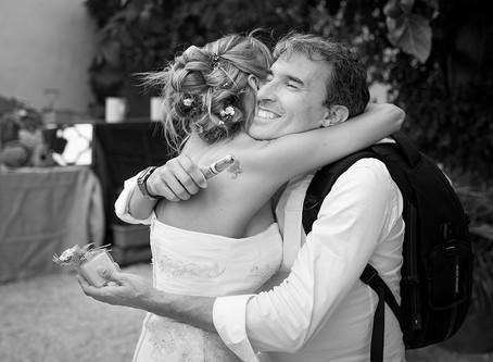 ¿Invitarías a un desconocido a tu boda?