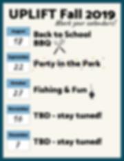UPLIFT Fall 2019 Event calendar.png