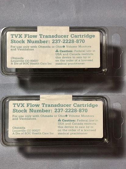 Ohmeda Excel-210 TVX Flow Transducer Cartridge