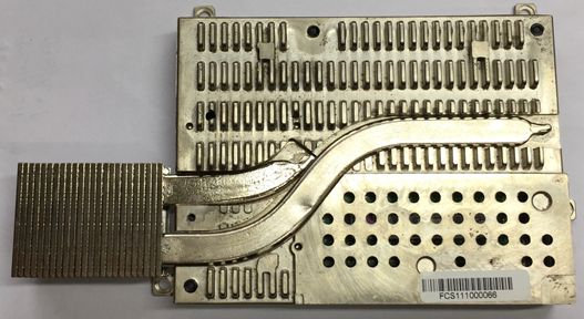 Mindray M5 CPU & Radiator Assy