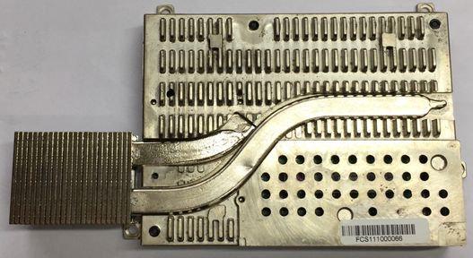 Mindray M5 CPU & Radiator Assy