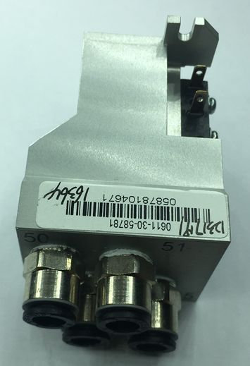 Mindray WATO EX-65 O2 & Air System Switch