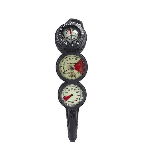 Consola 3 Relojes ScubaPro