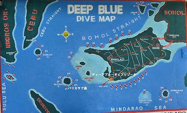 ダイビングマップ