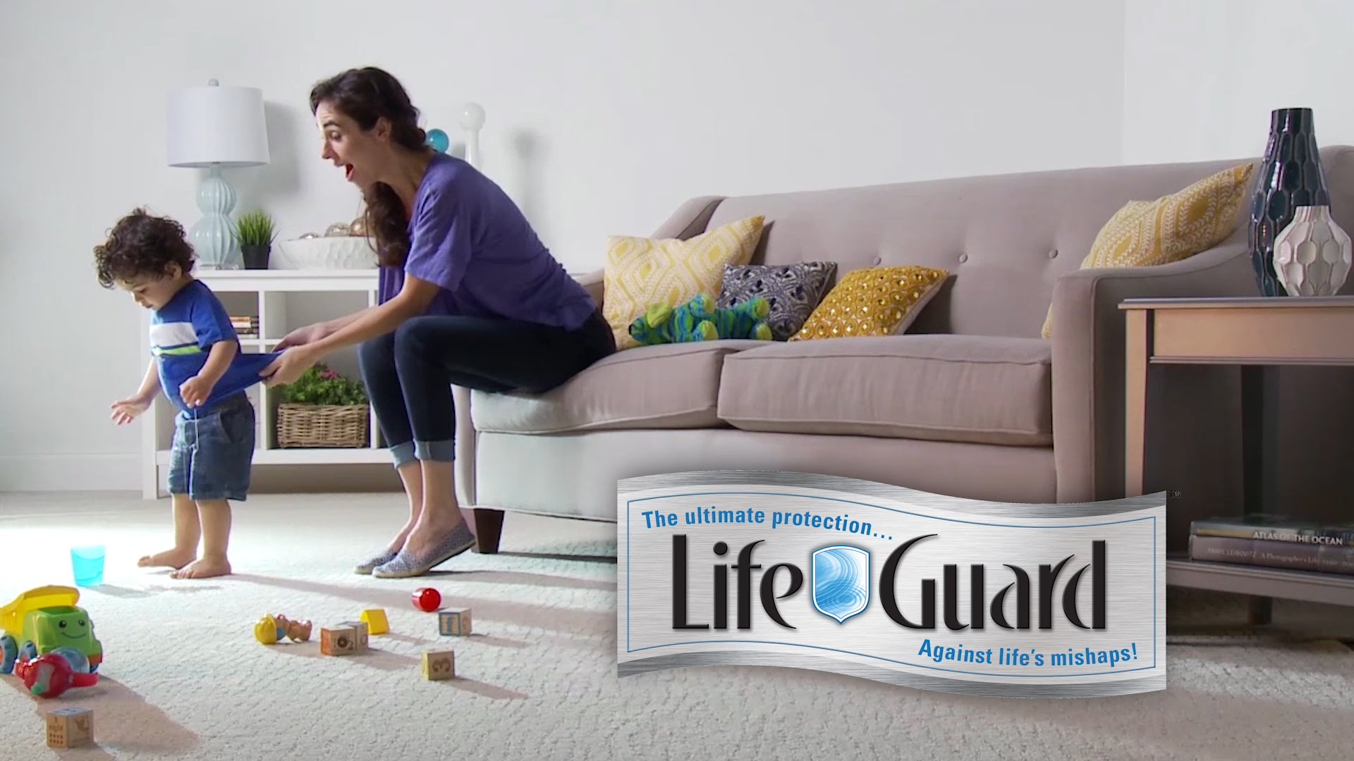 Shaw Life Guard Carpet