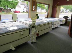 Beds: King, Queen, Full, Twin