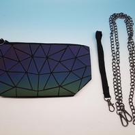 Pochette borsa elegante, personalizzabile nei colori e negli accessori.