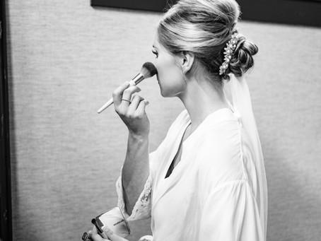 My Wedding Day Makeup & Bridal Skincare Prep