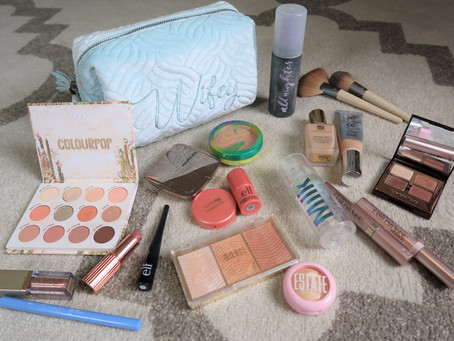 What's In My Makeup Bag? MUA's Personal Kit