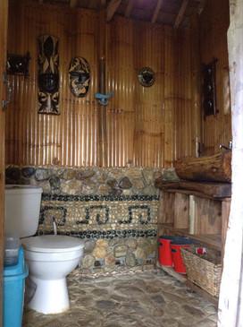 Toilette & Shower
