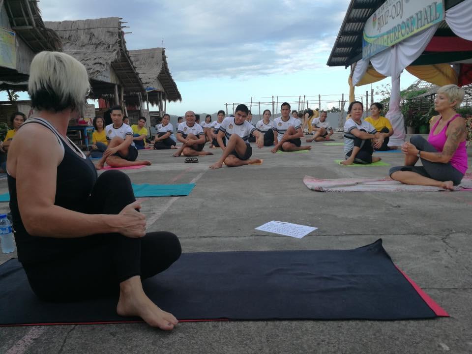 BMKP Jail Yoga Program