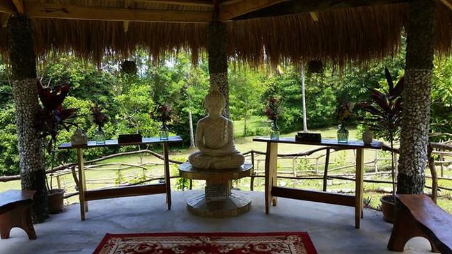 Yoga & Meditation Labrynth